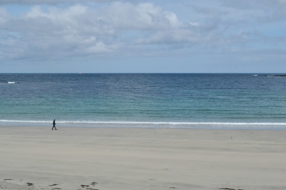 beach skara brae orkney