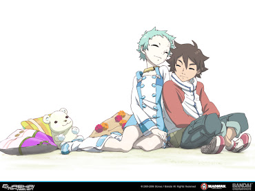 #9 Eureka Seven Wallpaper