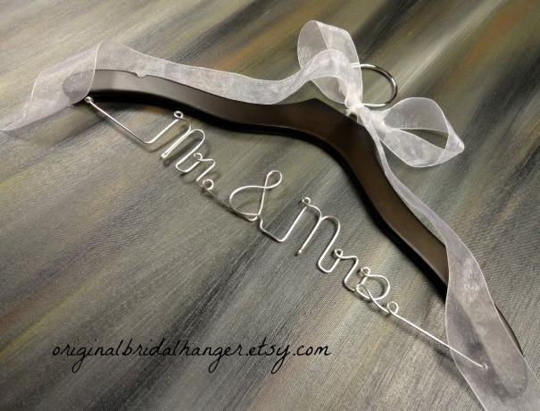 Custom Wedding Dress Hangers 61 Great Once again it is