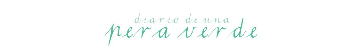 diariodeunaperaverde