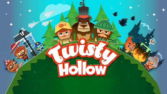 Review: Twisty Hollow for iPhone, iPad and iPod touch
