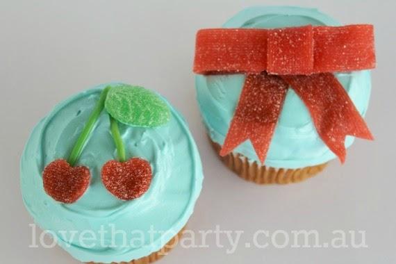simple cake, cake decorating, kids birthday cake, cherry cake, cherry party