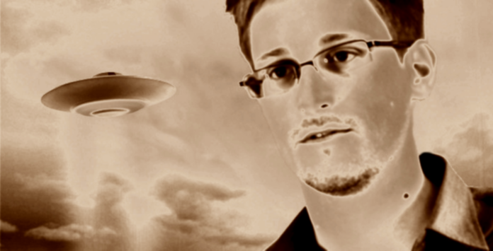 "Snowden Documents Proving ""US-Alien-Hitler"" Link Stuns Russia"
