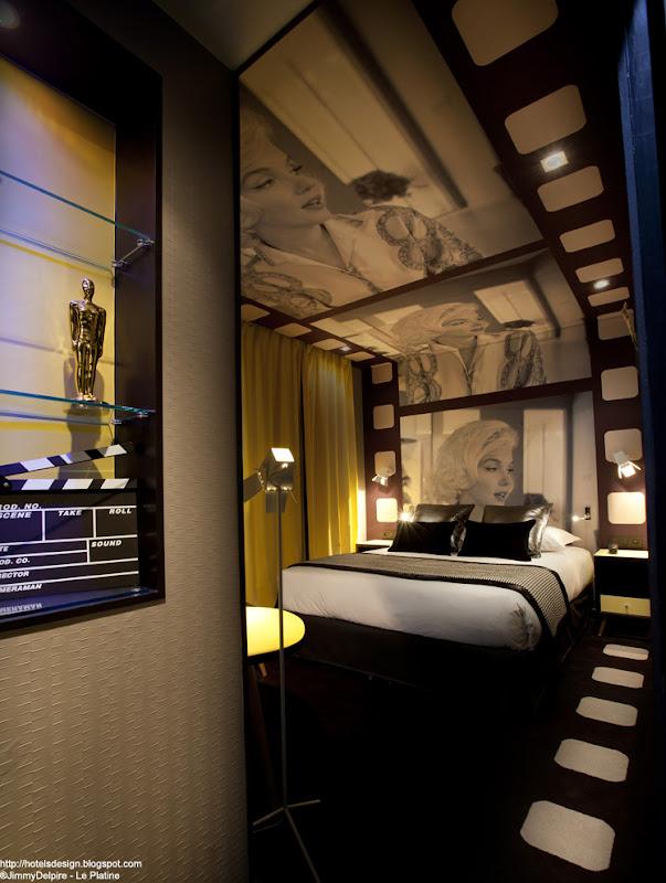 Les plus beaux hotels design du monde platine hotel by vincent bastie paris france - Vi ncent bastie ...