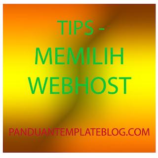 Cara Mudah Memilih domain dan web host