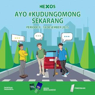 Info Kuis - Kuis Hexos #KuduNgomong