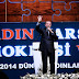 أردوغان: هناك من يريد اختطاف صندوق الإقتراع والإستيلاء عليه وستبوء محاولاتهم بالفشل