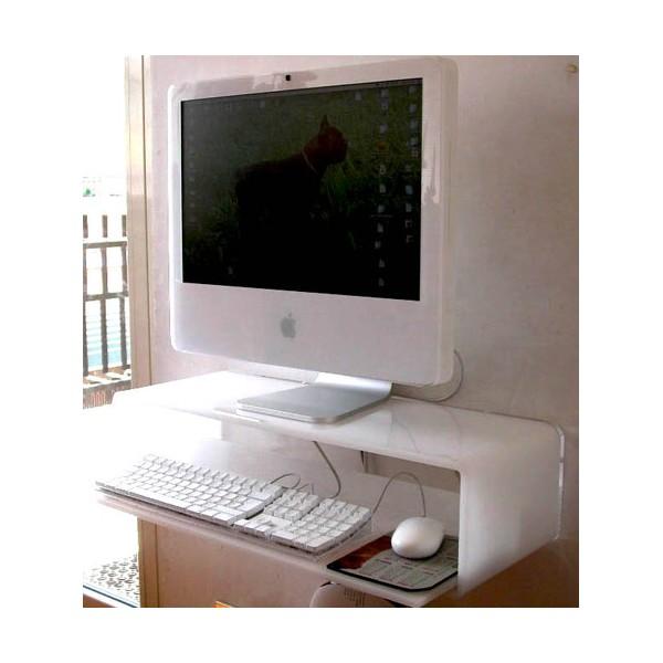 mensola porta computer : Progettazione e produzione di arredo e complementi darredo di design ...