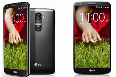 LG, LG G2
