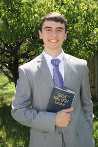 Elder Lukas Erekson