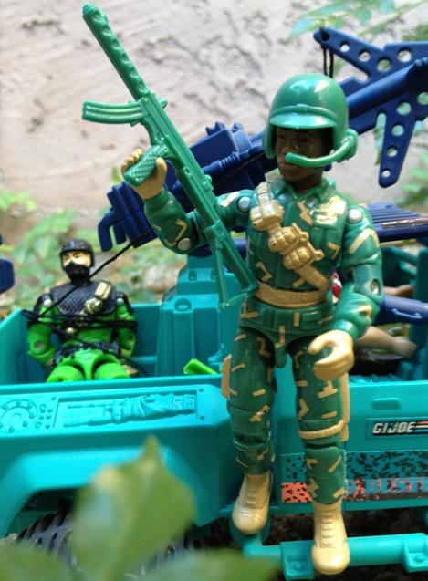 1993 Firefly, General Flagg, 1992 Bulletproof, DEF, Mudbuster