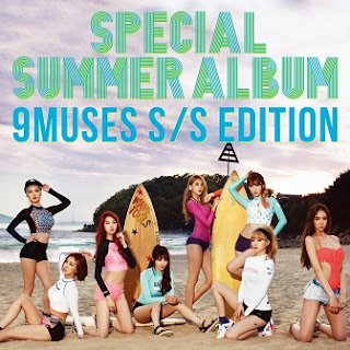 9Muses 2015 Comeback 'Hurt Locker'!!