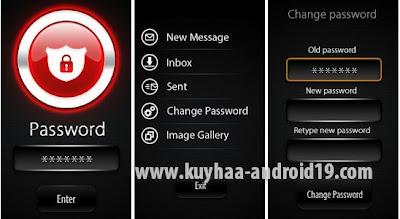 SMS LOCKER 1.0 APK