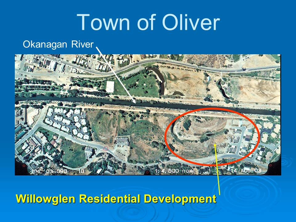Partnership For Water Sustainability In BC Town Of Oliver Case Study