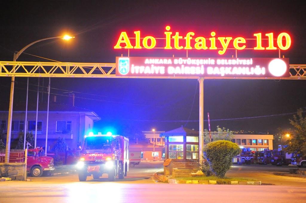 Gerdek Gecesi İtfaiye Şakası! İstanbul'da Gerdek Gecesinde İtfaiye Şakası Yaptılar!