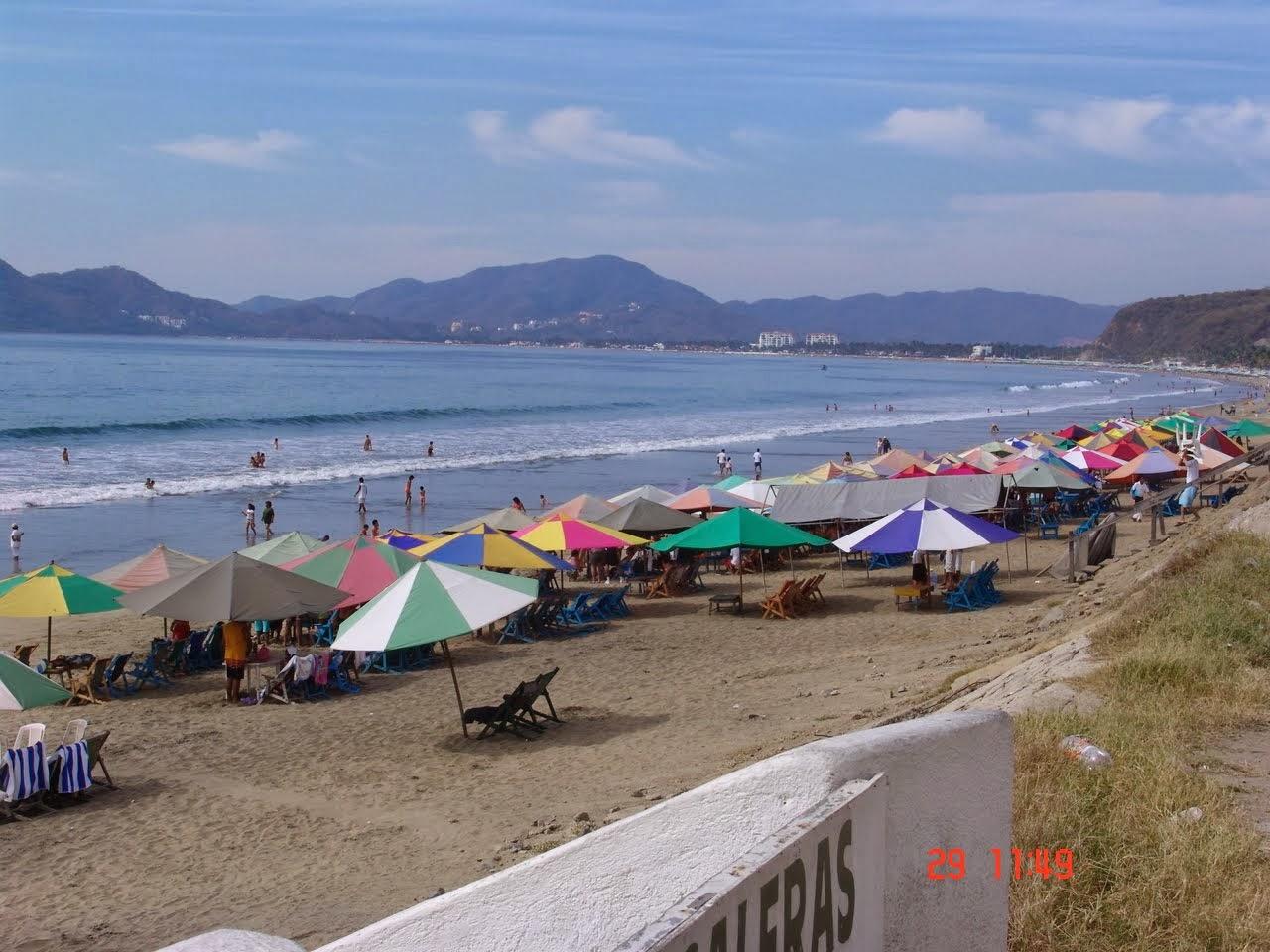 Playa Pascuales, Tecuanillo y el Paraíso - Tecomán
