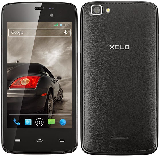 Cheapest Android Cellphone from Xolo