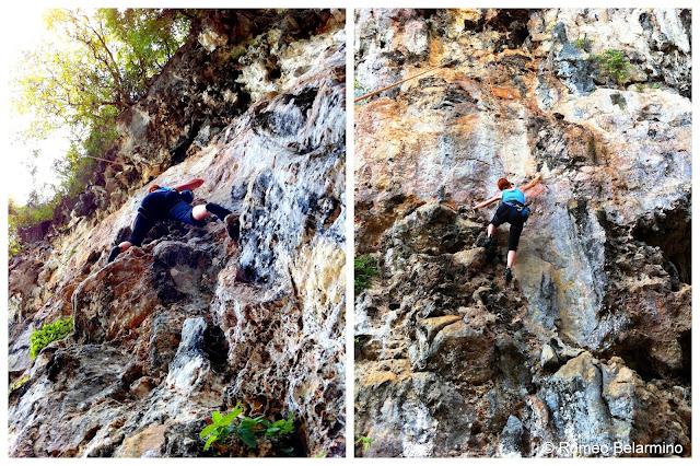 Second Ko Panyi Climb