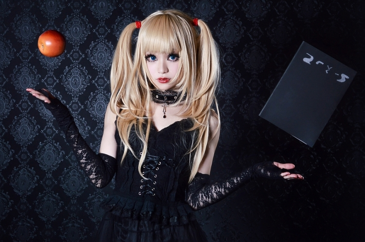 News Cosplay: Death Note Cosplay 01/02