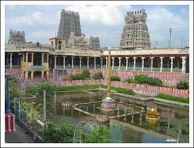 Pictures of Meenakshi Amman Temple