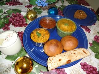 Rajathani Thali