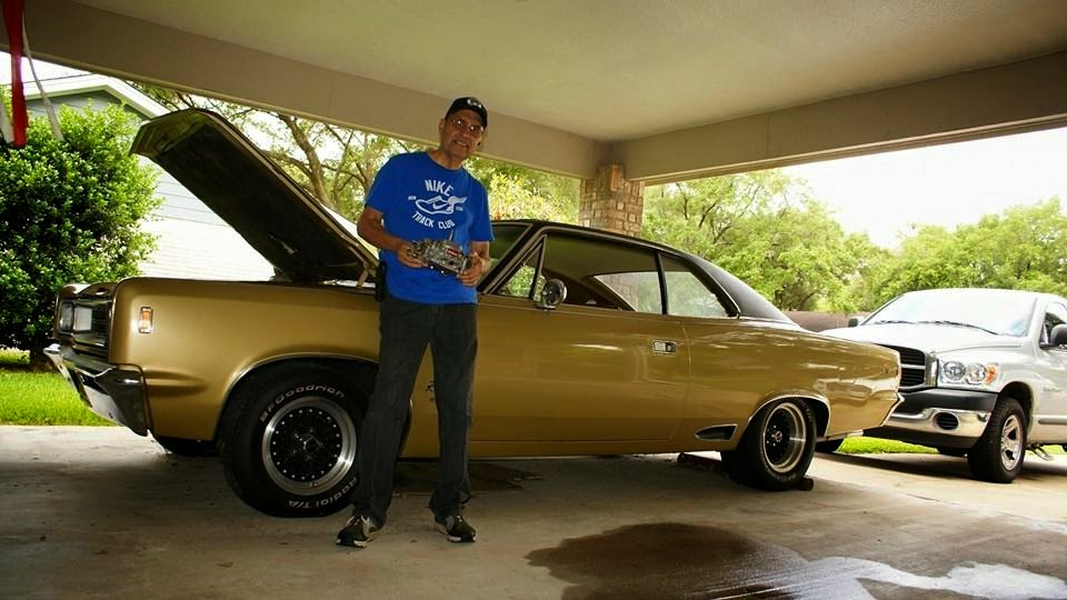 Brownsville Station Brownsville Classics Car Club President Ret