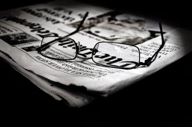 Koran dan majalah Berita