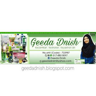 Geeda Dnish Banner