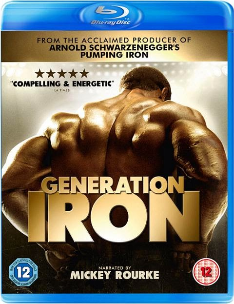 Generation Iron (2013) m720p BDRip 3.5GB mkv AC3 5.1 ch subs español