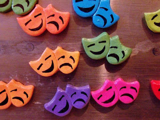 Máscaras de colores