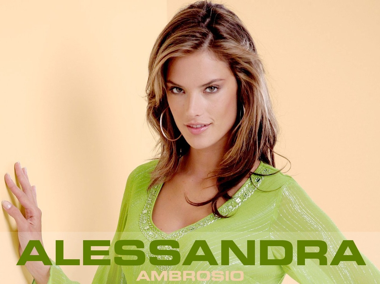 Hot Alessandra Ambrosio HD Image