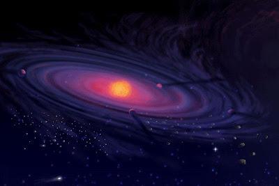 Hipotesis Planetesimal (Teori Planetesimal)
