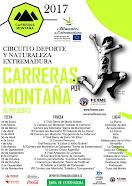 CIRCUITO CARRERAS POR MONTAÑA 2017