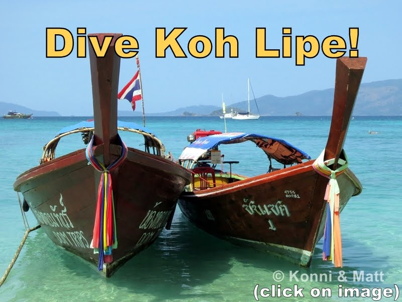 Dive Koh Lipe - click on image for details