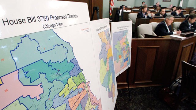 Illinois Redistricting