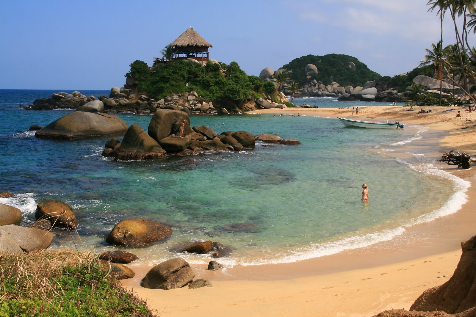 Las 10 mejores playas de América para visitar en
