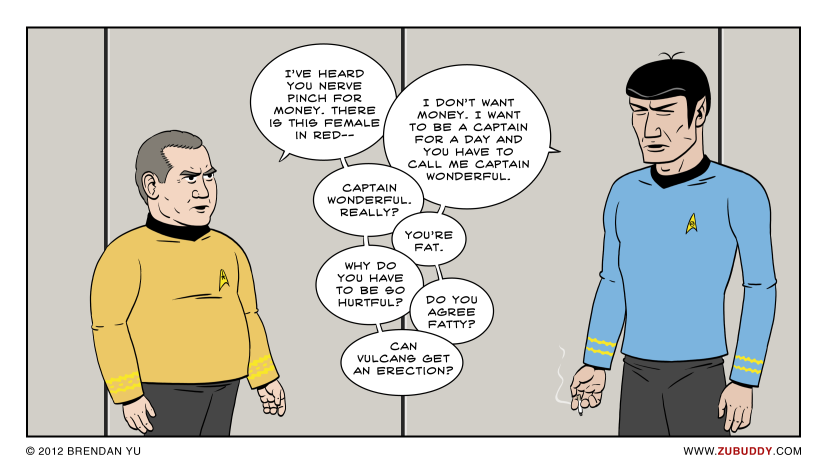 Spock's Agreement With Kirk