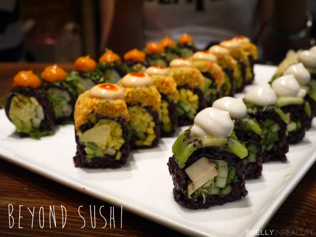 Delicious Looking Sushi Look no More Beyond Sushi