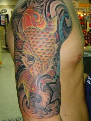 dari si pemilik tato? Misalnya Iman Santoso. Ia memilih gambar tato ...