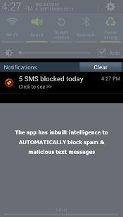 SMS Blocker - AWARD WINNER 6.0.9 Android APK
