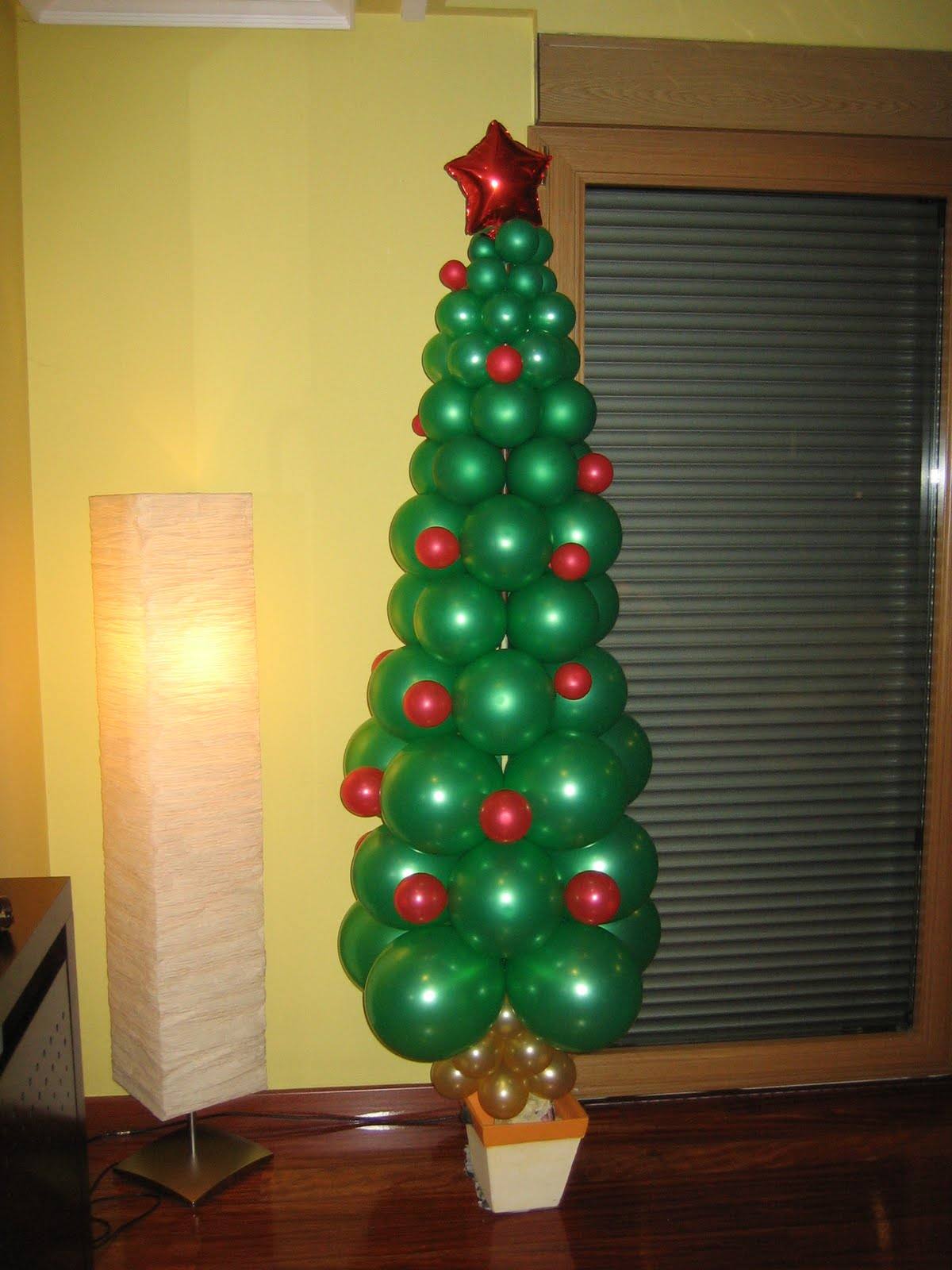 Becorat todo para tus eventos decoraciones con globos - Decoraciones para navidad ...