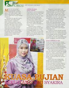 Majalah FOKUS SPM (Ogos 2013)
