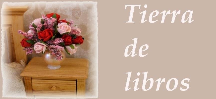 TIERRA DE LIBROS
