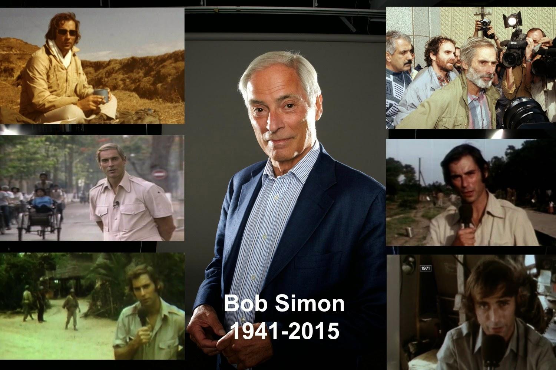 Bob simon 60 minutes