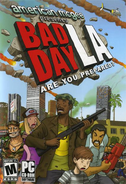 Выходит, что для каждого, кто размышляет над покупкой bad day game, скриншоты