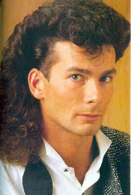Hairstyles for Men Pictures Big 80s Hair
