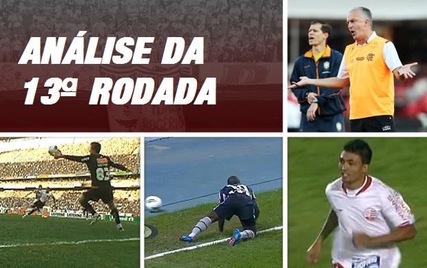 Análise da 13ª rodada do Brasileirão