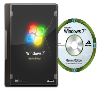 Windows XP 7 Genius Edition 2014