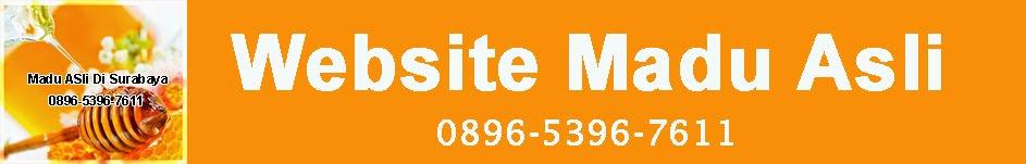 Website Madu Asli