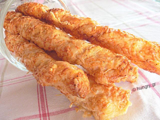 Gruyere Cheese Sticks